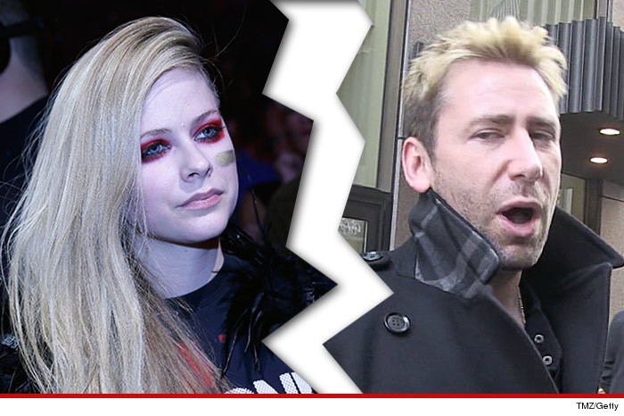 Avril Lavigne And Chad Kroeger Just Killed Any Chances They Had At Becoming  Canadau0027s Favorite Celeb Couple    Theyu0027re Separating After Being Married  For Two ...