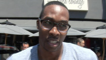 Dwight Howard -- Brings Loaded Gun to Airport ... Doesn't Get Arrested