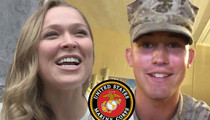 Ronda Rousey -- U.S. Marine Corps Approved ... Come Get Turnt At Our Ball!