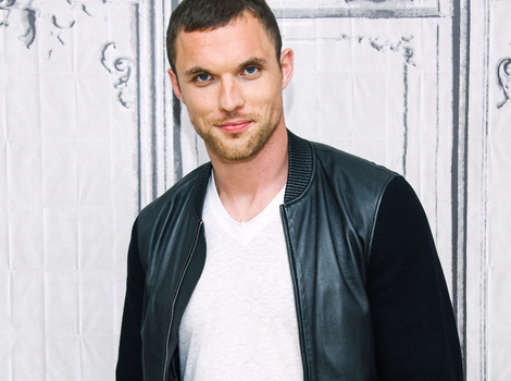 "Ed Skrein Talks ""Transporter Refueled,"" Fighting Ryan Reynolds for ""Deadpool"" and ""Game…"