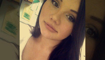 '16 and Pregnant' -- Whitney Purvis Busted for Brooming Ex-BF