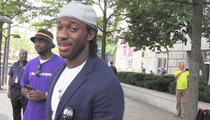 Robert Griffin III on Will Smith's NFL Movie -- 'It's Gonna Make People Mad'