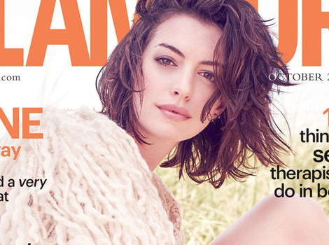 "Anne Hathaway Talks Ageism in Hollywood: ""I Can't Be Upset About It"""