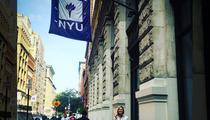 Karlie Kloss -- NYU Computer Org Wants Brains ... Not Boobs