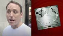 Joey Chestnut -- Yep, I Really Crapped the Bed With a Hot Chick