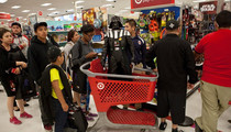 #ForceFriday Drives Shoppers Wild -- See The 'Star Wars' Fans Spending Spree!