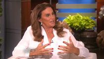 Caitlyn Jenner -- Luke Warm on Gay Marriage (VIDEO)