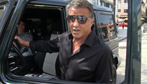 Tim Tebow -- STALLONE HAS MY BACK ... 'He Should Be 1st String!' (Video)