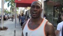 NFL's Thomas Jones -- I Hope Game Gets Revenge ... On 'Coward' Who Trashed His Whips