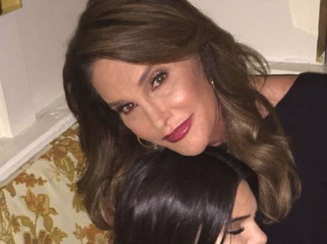 "Caitlyn Jenner Shares Sweet Photo With Kendall -- Plus, See Sneak Peek From ""I Am Cait""…"