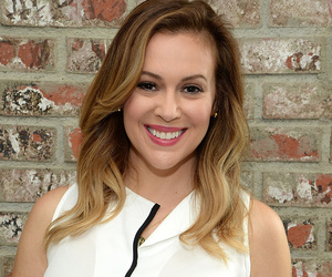 Alyssa Milano Celebrates Daughter Elizabella's Birthday by Posting…