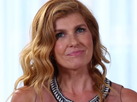 Connie Britton Reveals Long Kept Secret to Her Perfect Hair -- It's Not What…