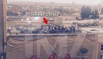 Johnny Depp -- Jimmy Kimmel Is Gonna Fry My Ass!!!