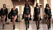 10 Criminally Sexy Moments From Pitbull's New 'Baddest Girl in Town' Music Video