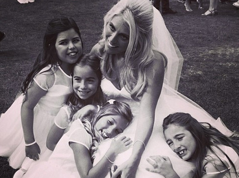 Sophia Grace & Rosie Are Adorable Bridesmaids -- See How Big They Are Now!