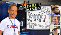 Harvey's NFL Fantasy Picks -- The $10 MILLION Decision!!!