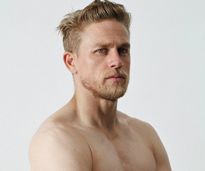 "Charlie Hunnam Goes Shirtless For V Man, Talks ""Destructive"" Decision Turning…"