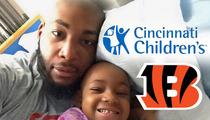 Cincinnati Bengals -- No Devon Still ... Means No Jersey Fundraiser for Cancer