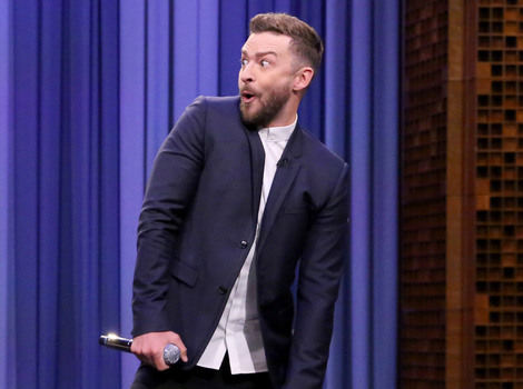 "Justin Timberlake & Jimmy Fallon Team Up For ""History of Rap 6"" -- And It's Hilarious!"