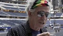 Keith Richards -- I Want My Kids To Snort Me Like Blow