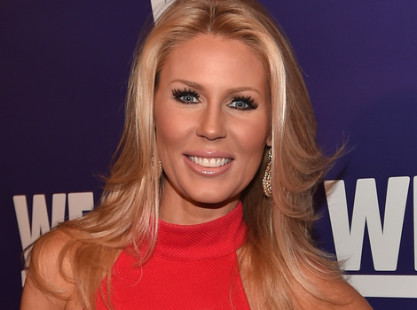 "Former ""RHOC"" Star Gretchen Rossi Looks So Different Without Makeup -- See the…"