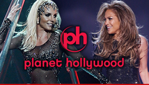 Britney Spears -- J Lo Gets Her Crumbs in New Vegas Deal