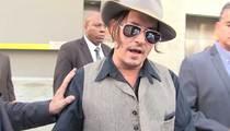 Johnny Depp -- Not an Original Vampire