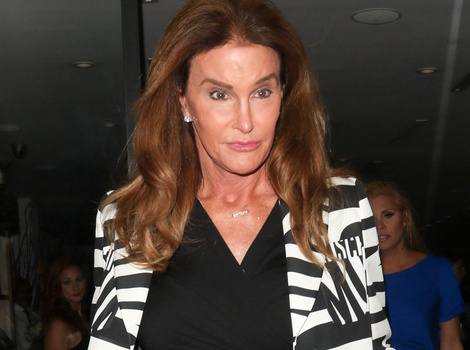 Caitlyn Jenner Talks Beauty Regimen, Says She Ditched Her Beard In The '80s