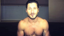 6 Sexy GIFs from Val Chmerkovskiy's Shirtless Instagram Message