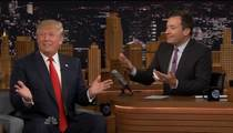 Donald Trump to Jimmy Fallon -- Here's Why I Never Apologize ... (VIDEO)
