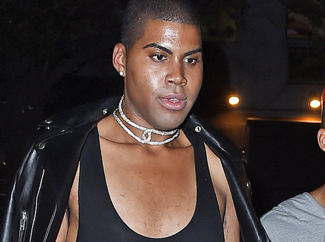 EJ Johnson Shows Off 180-Pound Weight Loss -- Check Out His Shirtless Bod!