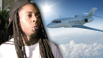 Lil Wayne -- Crash and Burn in Private Jet Case ... Has to Cough Up Millions