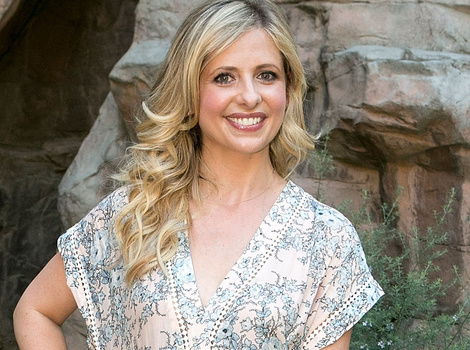 Sarah Michelle Gellar Shares Rare Pic of Her Kids With Freddie Prinze Jr.