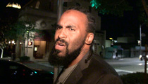 Ronny Turiaf -- Moses Malone Reminds Me ... Life's Too Short for the Bulls**t (VIDEO)