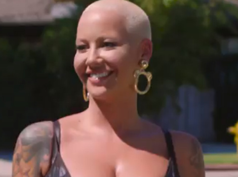 "Amber Rose Hilariously Embraces the ""Walk of Shame"" In New Funny or Die Video"