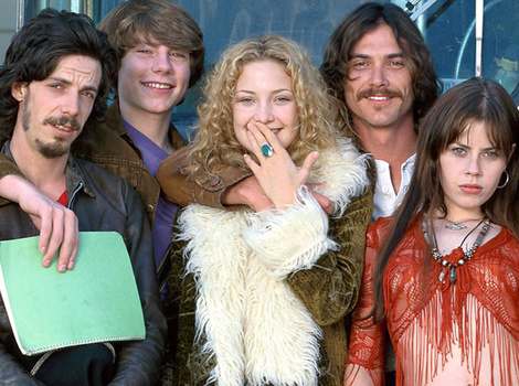 "Golden Gods, Band Aids & More -- See The Cast of ""Almost Famous"" Today!"
