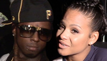 Lil Wayne And Christina Milian -- We're Not Breaking Up in The Money Dept.
