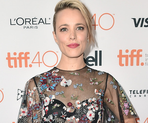 "Rachel McAdams Stuns In Sheer Dress at ""Spotlight"" Premiere -- Plus, See Her…"