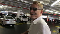 Dolph Lundgren -- Roy Jones Jr. Vs. Ivan Drago? ... Roy'd Get Knocked Out!!!