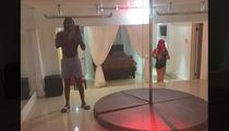 Jamaican Cricket Star Chris Gayle -- My Bedroom's a Strip Club (PHOTOS)