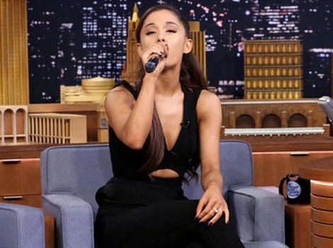 Watch Ariana Grande Nail Musical Impressions of Britney, Christina & Celine