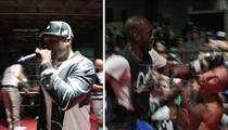 50 Cent -- Find Me In Da Fight Club (VIDEO)