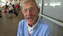 Lou Holtz to Wife -- Choose My Vice ... Booze, Chicks, Or My Pipe? (VIDEO)