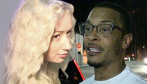 Iggy Azalea To T.I. -- The Breakup Was Mutual ... AND YEARS AGO!!!