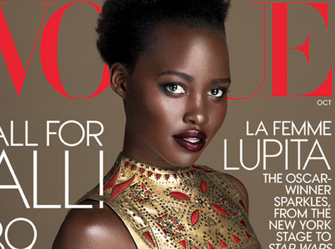 Lupita Nyong'o Covers Vogue for Second Time as J.J. Abrams Teases Her Secret…