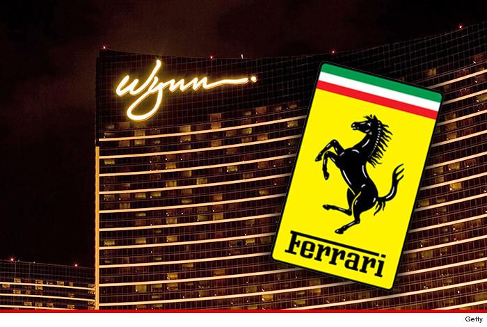 Steve Wynns Las Vegas Hotel  35 Ferraris Get the Boot  TMZcom