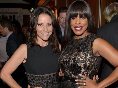 "Inside the Emmy Pre-Parties: ""Modern Family"" Cast, Julia Louis-Dreyfus & More Get…"
