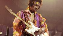 Jimi Hendrix -- 45th Anniversary Of Rock Legend's Death (PHOTOS)
