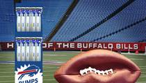 Buffalo Bills -- We Would Never Troll Tom Brady ... As Pumps Fly Off Shelves