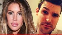 Rachel Uchitel -- Ex-Husband Matt Hahn Arrested for Harassment ... 'I Hope You Die'
